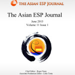 Asian ESP Journal